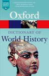 Picture of Dictionary of World History