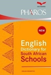 Picture of PHAROS English Dictionary for South African Schools