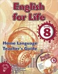 Picture of English for life Home Language Teachers Guide  Gr. 8