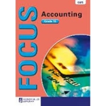 Picture of Focus Accounting Grade 10 Learner's Book (CAPS)