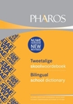 Picture of PHAROS Tweetalige Skoolwoordeboek/ Bilingual School Dictionary (Afrikaans-Engels/ English-Afrikaans)