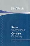 Picture of Pharos Afr-Eng/Eng-Afr Kernwoordeboek/ Concise Dictionary