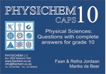 Picture of Physichem Science Study Guide Grade 10