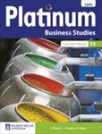 Picture of Platinum Business Studies Grade 11 Learner's Book