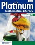 Picture of Platinum Mathematical Literacy Grade 10 Learner's Book