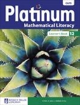 Picture of Platinum Mathematical Literacy Grade 12 Learner's Book