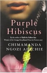 Picture of Purple Hibiscus