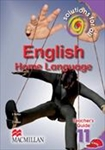 Picture of Solutions for all English Home Language Grade 11 Teacher's Guide