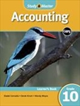 Picture of Study & Master Accounting Learner's Book Grade 10