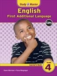 Picture of Study & Master English First Additional Language Learner's Book Grade 4