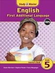 Picture of Study & Master English First Additional Language Learner's Book Grade 5