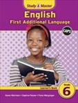 Picture of Study & Master English First Additional Language Learner's Book Grade 6