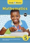 Picture of Study & Master Mathematics Learner's Book Grade 5