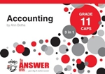 Picture of The Answer Series GR 11 ACCOUNTING 3-in-1