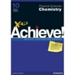 Picture of X-Kit Achieve! Grade 10 Physical Sciences: Chemistry Study Guide