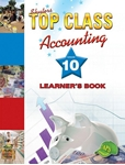 Picture of TOP CLASS ACCOUNTING GRADE 10 LEARNER'S BOOK