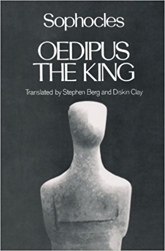 a literary analysis of the play oedipus the king by sophocles