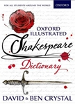 Picture of Oxford Illustrated Shakespeare Dictionary