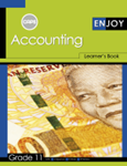 Picture of Enjoy Accounting Grade 11 Learners' Book (CAPS)