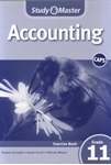 Picture of Study & Master Accounting Exercise Book Grade 11