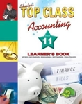 Picture of TOP CLASS ACCOUNTING GRADE 11 LEARNER'S BOOK