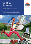 Picture of Via Afrika Accounting Grade 11 Exercise Book