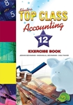 Picture of TOP CLASS ACCOUNTING GRADE 12 EXERCISE BOOK