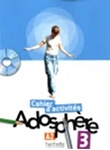 Picture of Adosphere 3 Cahier d'activities with CD-ROM