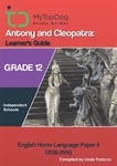 Picture of TOP DOG Antony & Cleopatra Study Guide