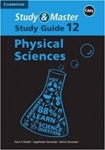 Picture of Study & Master Physical Science Grade 12 Study Guide