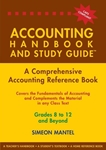 Picture of Accounting Handbook & Study Guide