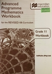 Picture of Advanced Programme Mathematics For The IEB Curriculum Gr 11 Workbook