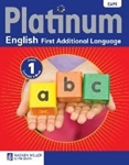 Picture of Platinum English First Additional Language Grade 1 Textbook