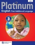 Picture of Platinum English First Additional Language Grade 3 Textbook