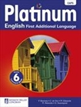 Picture of Platinum English First Additional Language Grade 6 Textbook