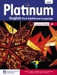 Picture of Platinum English First Additional Language Grade 8 Textbook