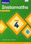 Picture of Platinum Instamaths Grade 4 Learner's Book