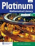 Picture of Platinum Mathematical Literacy Grade 11 Learner's Book